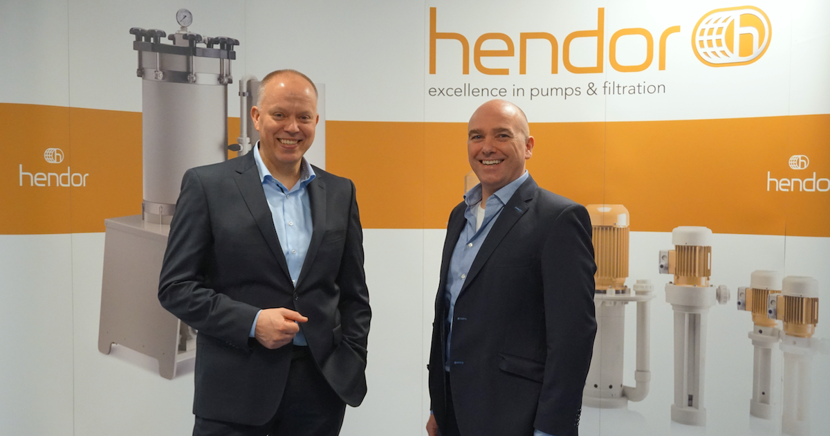 Kees Stigter joins Hendor as our new Sales Director