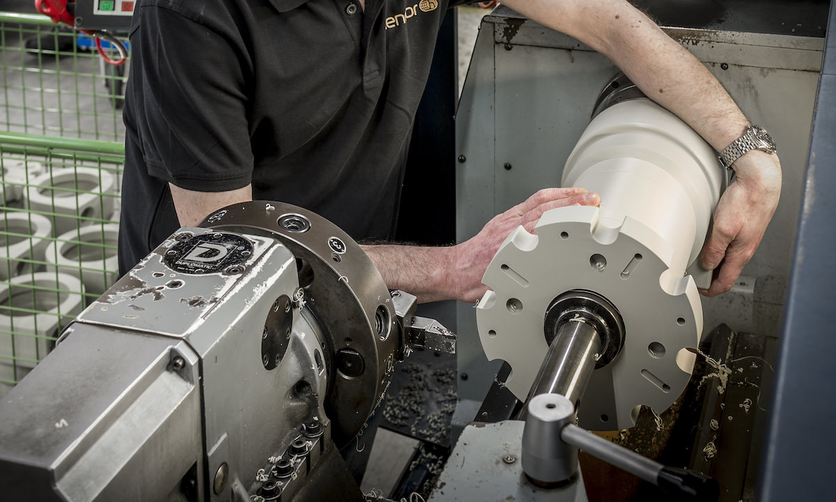 Our manufacturing process explained: mechanical machining